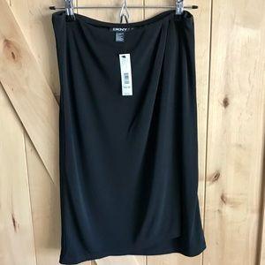 DKNY Black Skirts
